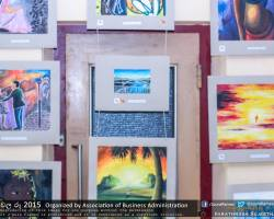 Department of Business Administration chala Ruu 2015 art exhibition (43)