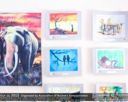 Department of Business Administration chala Ruu 2015 art exhibition (64)