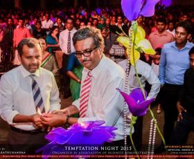 Temptation Night 2015