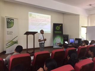 NBQSA – University Awareness Session