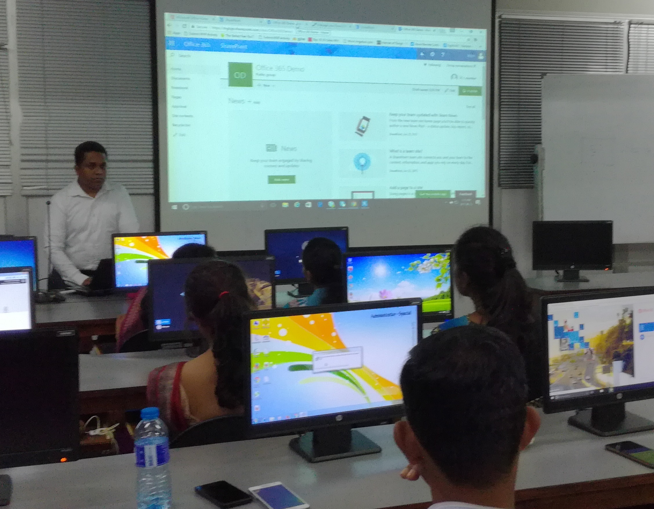 Workshop for Microsoft Office 365