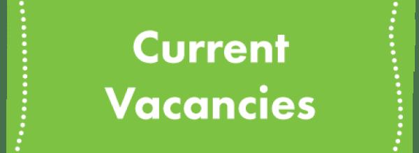 Temporary Academic Vacancy