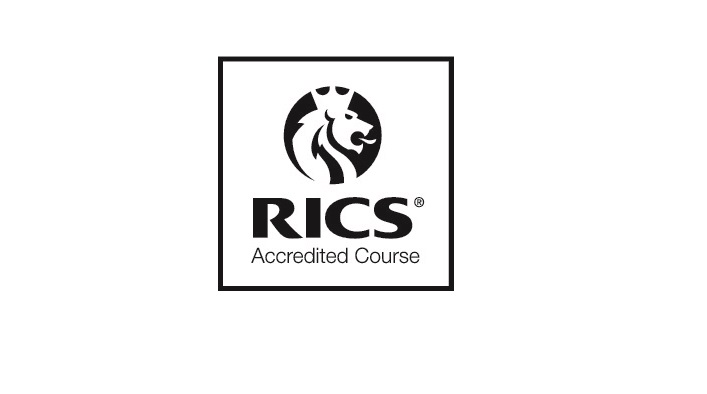 RICS accredits B.Sc. Estate Management & Valuation