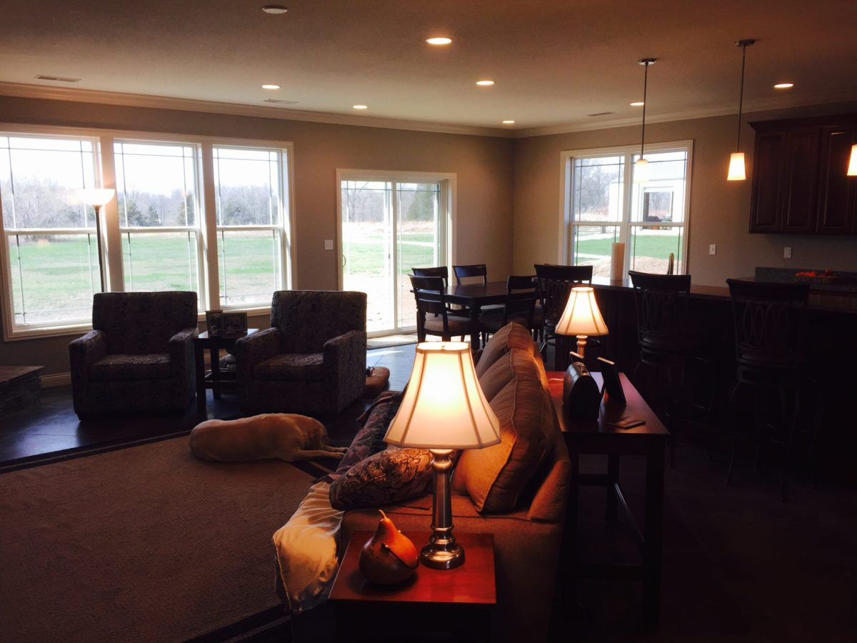 3M Night Vision Window Film Helps Homeowner with Glare & Fading
