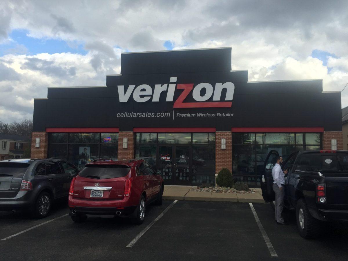 3M Security Window Film Helps Keep Verizon Wireless Safe