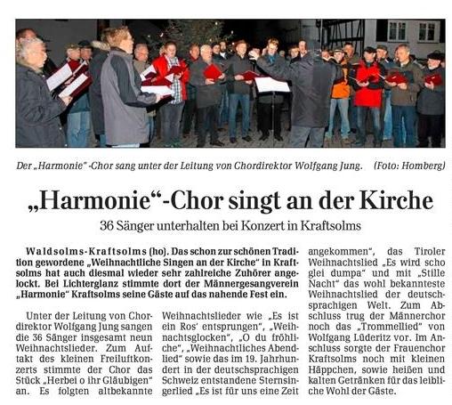 21.12.2011_Harmonie-Chor_singt_an_der_Kirche