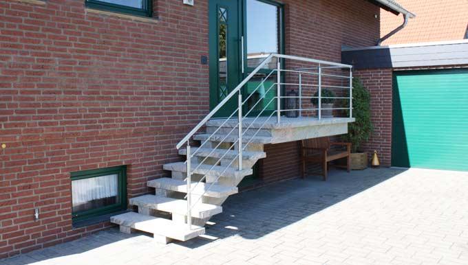 Treppengelaender Aussen