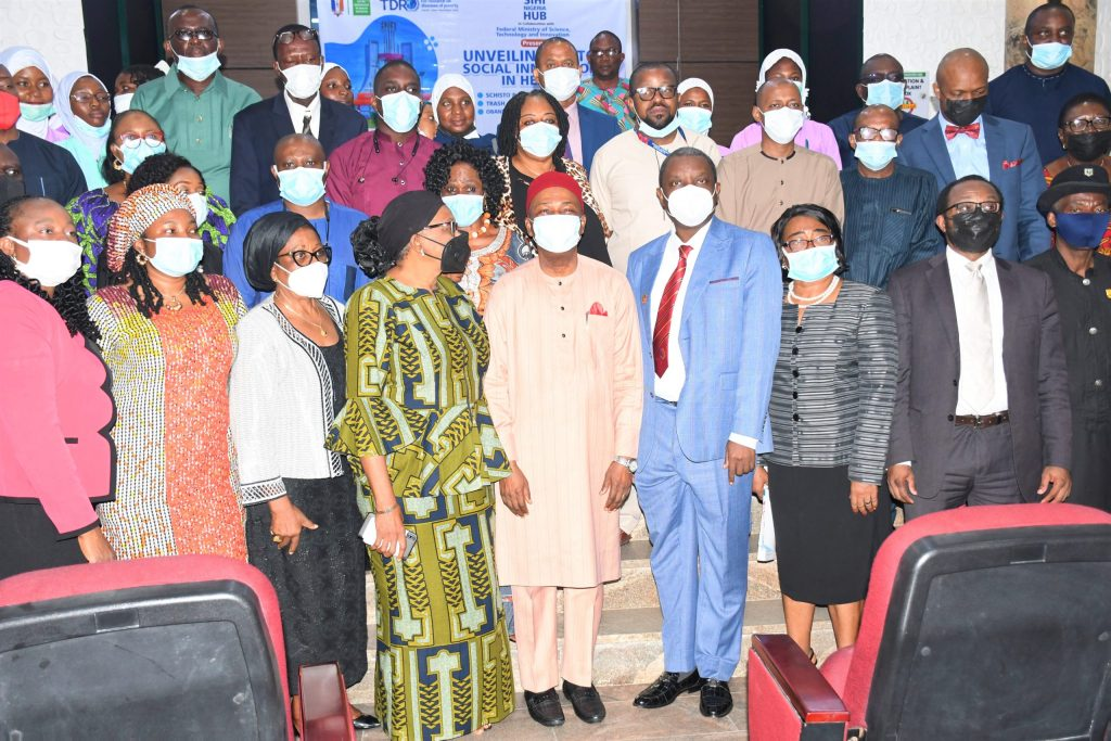 FG UNVEILS HOMEGROWN SOCIAL INNOVATIONS IN HEALTH