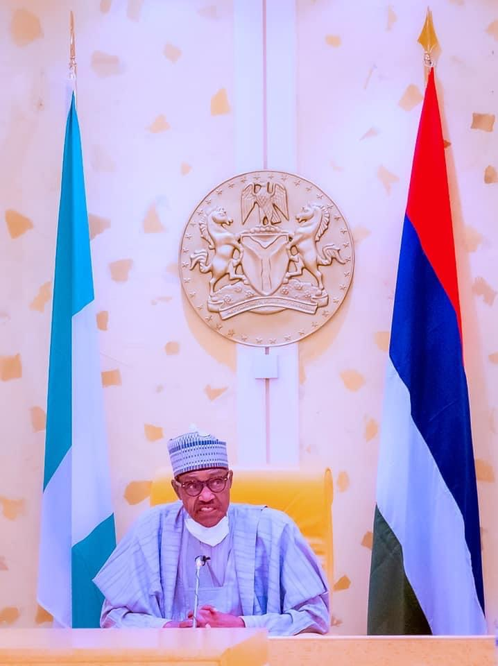 PRESIDENT BUHARI DIRECTS MDAS TO GIVE PRIORITY TO INDIGENOUS PROFESSIONALS IN PLANNING, DESIGN AND EXECUTION OF NATIONAL PROJECTS