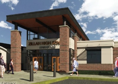 Zillah High School Phase 1 and 2