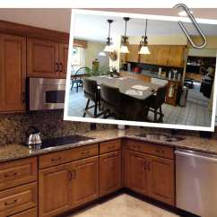 Kitchen Renovation Cost Large Window Curtains Camp Hill 80's Renewed - Mother Hubbard's Custom ...