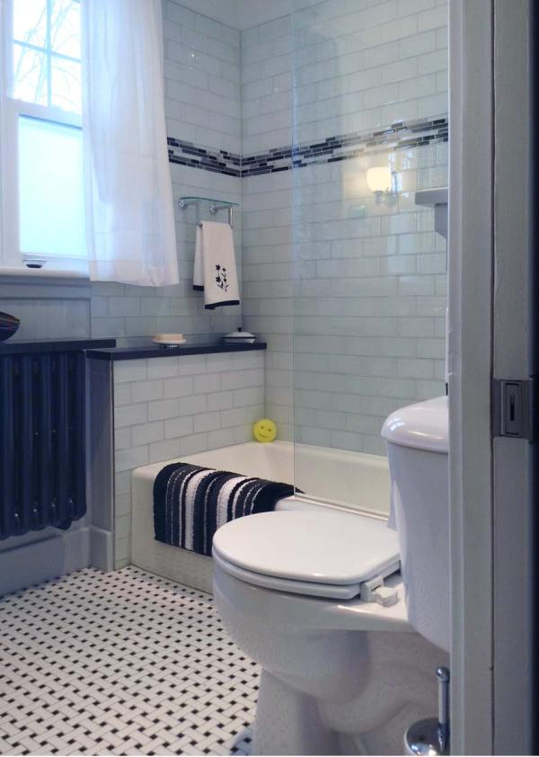 Camp Hill Pa Traditional Bathroom Renovation - Mother