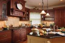 Black Kitchen Cabinets Design Ideas