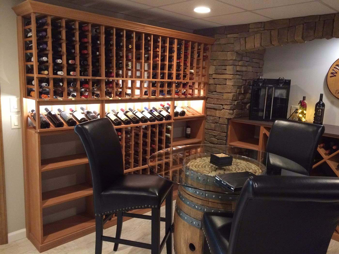 Expressing a Passion for Wine in Your Remodeled Home