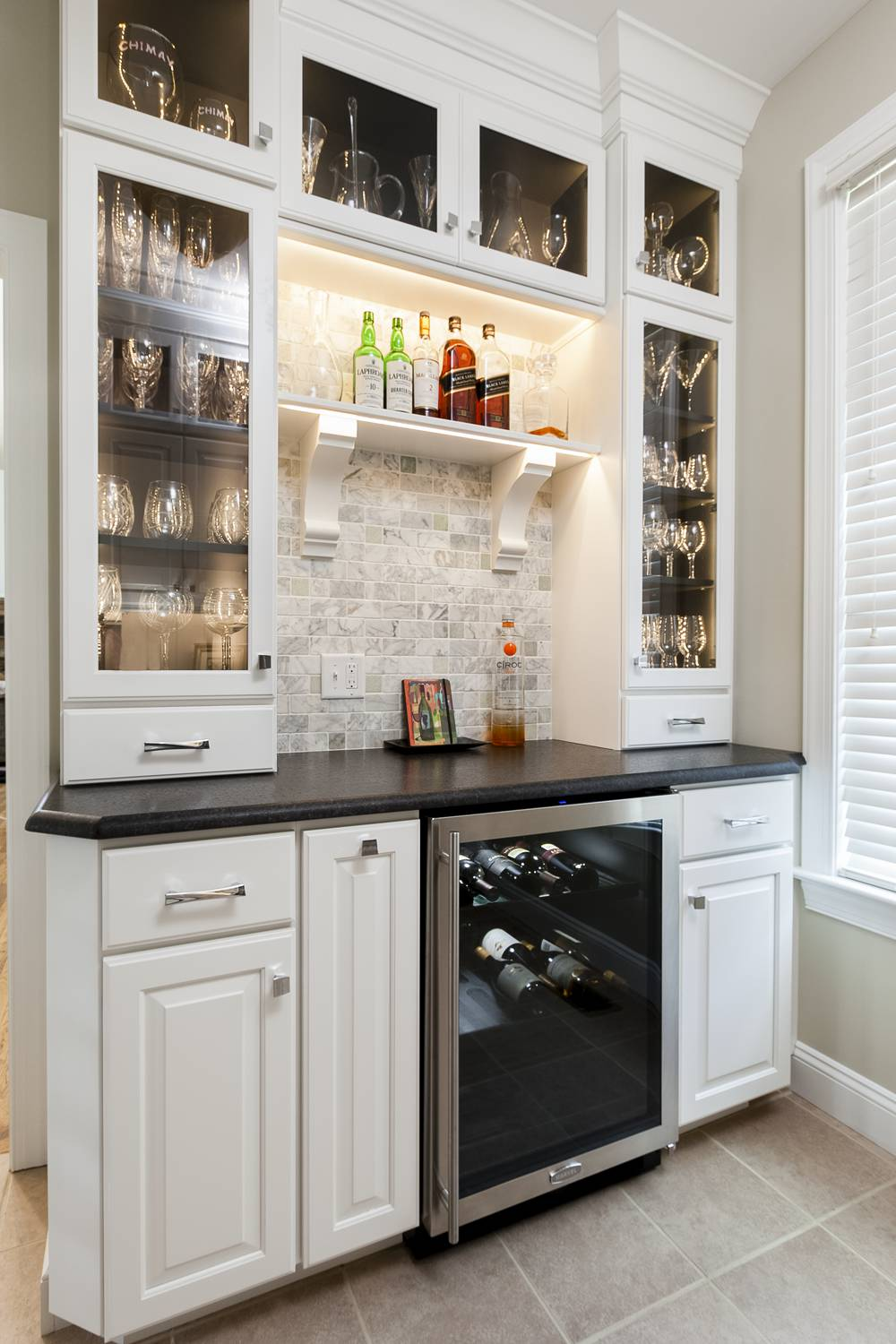 Creating An Open Concept Kitchen Mother Hubbards Custom