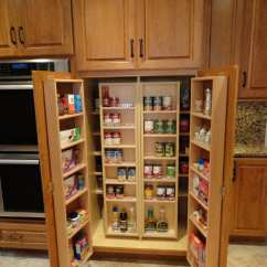 Building Kitchen Cabinets White Shaker Re-imagining The Pantry Cabinet - Mother Hubbard's ...