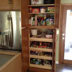 Kitchen Pantries Nutone Exhaust Fans Wall Mount Re-imagining The Pantry Cabinet - Mother Hubbard's ...