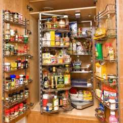 Kitchen Cabinets Pantry Small Island For Re Imagining The Cabinet Mother Hubbard S Custom Chef Pantries