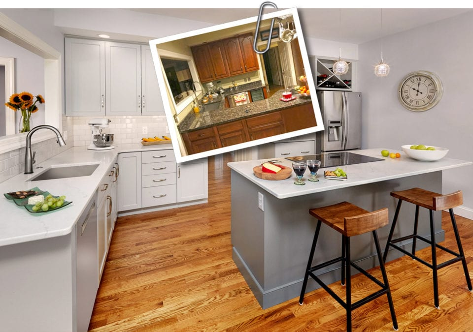 kitchen remodeling projects amazon sinks project gallery harrisburg pa mechanicsburg colonial remodel