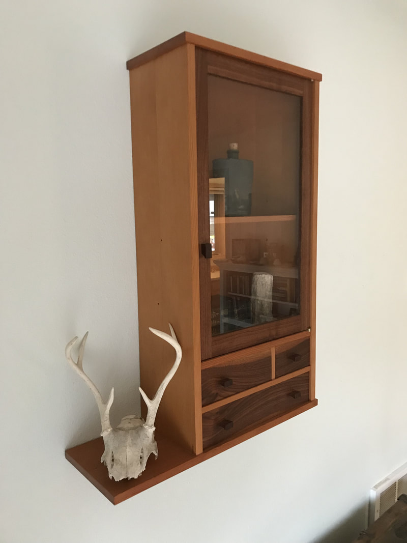 Wall Hung Display Cabinet M Hedges Furniture