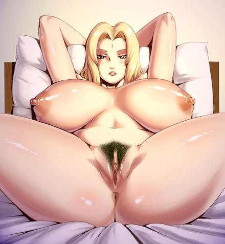 tsunade cosplay naked