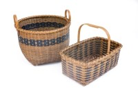 karen-wychock-baskets; Christmas Market, Mennonite Heritage Center