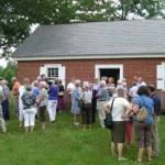 hymn sing, Frick Meetinghouse, Hatfield