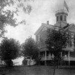 New acquisition: Frederick Mennonite Home post card, circa 1905