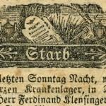 New acquisition: 19th-Century Obituaries