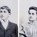 Henry and Maggie Mininger, respected builder and hidden artist