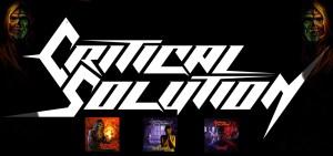 critical solution logo