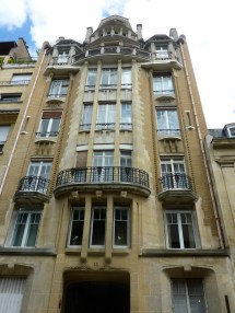 Hector Guimard Paris Mhf Le