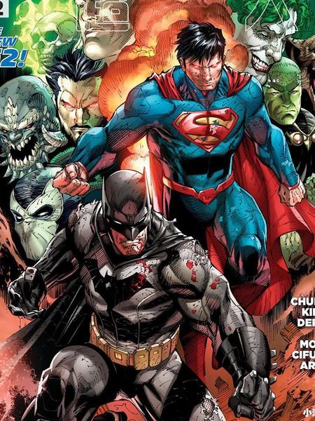 新52蝙蝠俠/超人漫畫_32連載中_new52 Batman/Superman在線漫畫_動漫屋