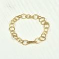 18ct bracelet (£1150)