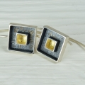 silver and 18ct gold (£175 sold)