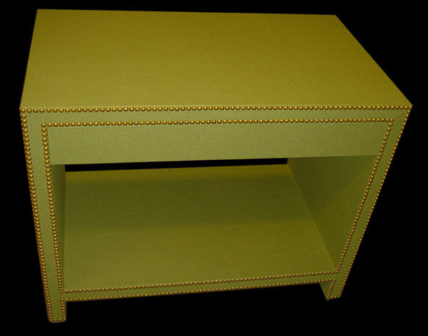 Cloth & Nails Nightstand