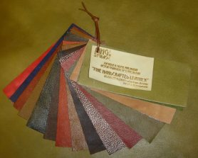 Hand Dyed Leather Swatches_jpg