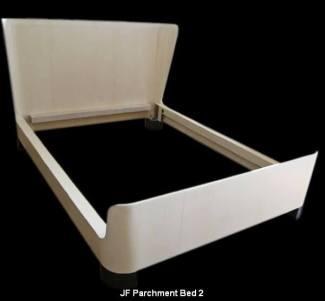 JF Parchment Bed 2