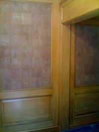 Shagreen Powder Room 2