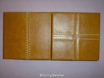 Stitching Samples