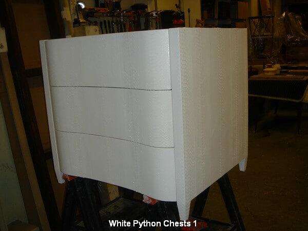 White Python Chests 1