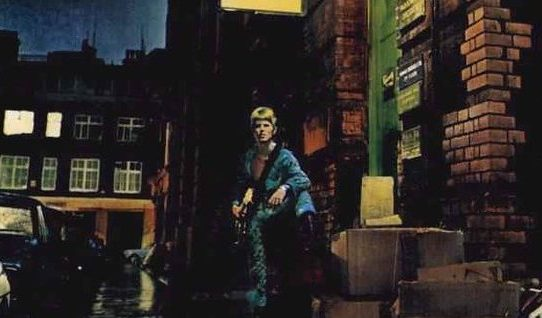 Song for David Bowie