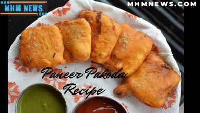 Photo of Paneer Pakoda Recipe in Hindi