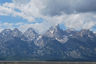 The Grand Tetons in Wyoming. Credit: The Holloway Family