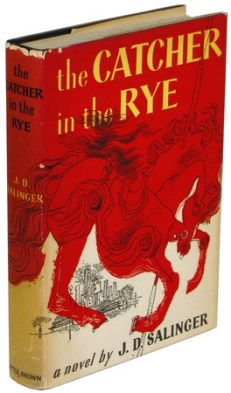 The Catcher in the Rye, a controversial novel by J. D. Salinger, is published.
