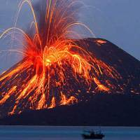 What Happened On August 26th and 27th - Krakatau Explodes