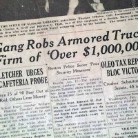 What Happened on January 17th - The Great Brinks Robbery