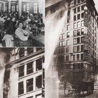 What Happened on March 25th - Triangle Shirtwaist Fire in New York City