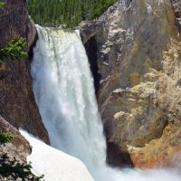 Y is for Yellowstone National Park #atozchallenge @aprila2z