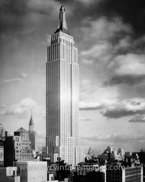 Happened 1st Empire State Building